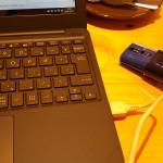"""エレコム Bluetoothマウス""""CAPCLIP"""" M-CC1BRBUのレビュー"""