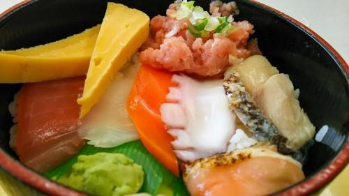 日替わり丼 540円