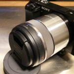 短焦点レンズ(SEL30M35)でテーブルフォトが捗るよ